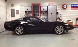 1990 Black/black Zr1 In Excellent Condition. Car Has Appx. 26k Miles. Second Owner Purchased With 12k Miles.best Year And Color Combination. Super Hard To Find. This Car Was Sent Out To The Vette Doctors And Haibeck Performance Engineering.