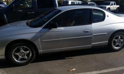 Silver, runs good, rebuilt motor, windows need to be fixed