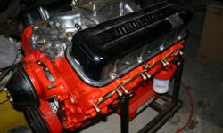 70's Chevy Big Block engine! 454, new/completly rebuilt! Great deal! Serious Inquires only please!
