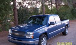 CHEVY SILVERADO 4.8 ENGINE ..... ITS AUTOMATIC..... IT HAS 77 THOUSAND MILES,, FOUR DOOR TRUCK FOR SALE ...ASKING PRICE $8.000.00.... O.B.O....THE RIMS MEASURE 20... PLEASE CONTACT ME AT 520 406 8173 AS SOON AS POSSIBLE .....