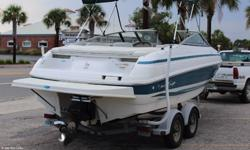 I have an 1997 chris craft with lots of extras been in salt water once otherwise all fresh water also engine is original with 480 hours serious inquiries only