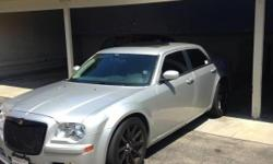 Fully loaded 2007 chrysler 300c Srt8. 80,200 miles, lol changes every 3500 miles, same with coolant flush and transmission flush and filter change. Interior is great I rarely have more then 1 person in my car this is why I am selling. It has many upgrades