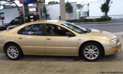 1999 Chrysler 300M It is in very good condition. 53,xxx miles... 2 owners ! Records of all prior work on the vehicle. Leather interior. A/C. Heated Seats. Very Simple! Call or Text () - Eddie Mack