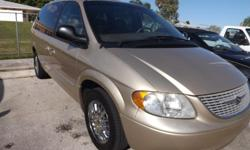 Limited Edition 7 Passenger Chrysler Town & Country with 92K miles, Leather interior in great condition, Power Locks, Power Windows, Dual Power Seats,Power Sliding Doors & Liftgate, Like New Built-in Child safety Seat, Removable Center Console, Rear AC,