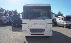 2006 Damon Corporation Daybreak Series M-3272 Ford 18700 Miles VIN=1F6NF534060A04709 MFG 9/14/20052 Slides 33'long Ford Chassis, Gasoline Engine in front Onan Marquis Gold 5500 Generator Overall condition: EXCELLENT+