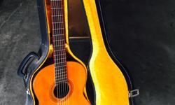 Takamine classical guitar $75.