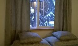 Clean brite sunny room for rent... minutes from f.t Wainwright, walk