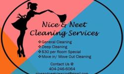 Cleaning residential home and commercial business over 10 years experience