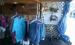 little north of fort smith in van buren on hiway 64 iscrawford county flea market. our main man is back with clothing and acessories. judy also has oodles of clothing, from weddings to swimming weaR. every one is welcome park in rear please. please