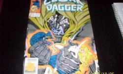Marvel 25th ann,Clock and Dagger, Jan.02968 -75cents,-1987,,Great collector,little rare,,will take bids thank you,,