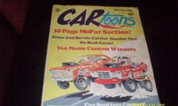 CARTOONS-1976 .nov.-dec.-02096 ,75cents 10 page MoPar Section,good condition,,will take bids,,thank you,,