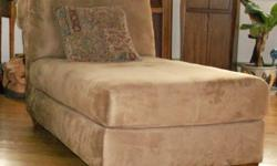 Lounge Chair, Very comfortable, soft and easy to clean. Has been well taken care of. Will take best offer. Please call --