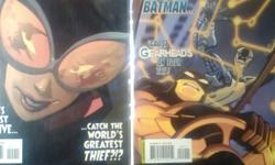 17 Comic Books // The Batman Strikes // DC Comics  // All 17 for $20.00 // Condition: Like New-Very Good The Batman Strikes! Issue #1 - Nov. 2004 Issue #2 - Dec. 2004 Issue #4 - Feb. 2005 Issue #5 - Mar. 2005 Issue #6 - April 2005 Issue #7