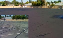 Commercial & Residential Asphalt Paving and Sealcoating Quality Job Done to Perfection! Make Your Lot Look Organized and Attractive! The parking lot of any building is usually the first thing that customers and visitors notice.A new and well