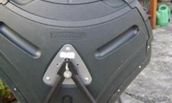 Rotating Composter In good condition Contact Sherry -- Cash only!