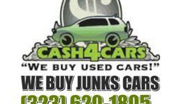 NECESITA DINERO RAPIDO VENDA SU CARRO POR DINERO, COMPRAMOS CARROS EN CUALQUIER CONDICION, PAGAMOS LOS PRECIOS MAS ALTOS, VAMOS HASTA SU CASA Junk Cars Are Wanted we pay cash and pick up the same day! we handle all DMV paper work and we do our best to