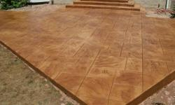 Call us to deliver quality concrete right to your yard, with 16 years experience you can count on us! Our flatwork services we offer- Driveways, Driveway Extensions, Sidewalks, Patios, Stamped and colored concrete, remove and replace old broken concrete,