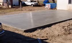 Patios, rv pads, stamp, color, foundations,etc....we do it all at very competitive rates. Many references and pictures of previous projects. Twenty years experience, call today for your free estimate. Justin , (208)713-9650.. Thank you.