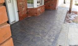 GOOD JOB FOR A GOOD PRICE!! CONCRETE WORK AS: SIDE WALKS, PATIOS, PORCHES, SLABS, DRIVEWAYS, STAMPED CONCRETE, FOOTINGS, STEM WALLS, ETC. FOR A FASTER RESPONSE PLEASE CONTACT US VIA TEXT OR EMAIL FOR ANY QUESTIONS: CALL, TEXT OR E-MAIL