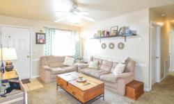 Great, central location! (Located at 264 N 3rd E #504, Rexburg ID) Just a few minutes from local stores and BYU-Idaho's campus, yet tucked away with its own privacy. It has 2 bedrooms with closet space in both.Kitchen and bathroom include