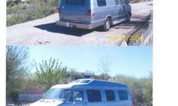 1990 Dodge Converison Van. Runs good.