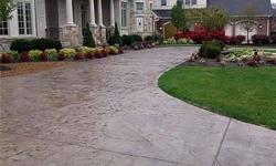 We are a construction company that specializes in concrete finishing. We do any and all types of concrete and work involving concrete. -DRIVEWAYS -PATIOS -WALKWAYS -DECORATIVE -STAMPED -STAINED -PAVERSTONE -WASH ROCK -PEA GRAVEL -PORCHES -SLABS We also