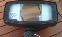 Cooper Lighting - Lumark MHMS70 Impact Flood Medium Outdoor Security Lights 70 watts Knuckle Mount Bronze I have 3 new lights. Two are still in the box and one is out of box, all are new. Asking: $950 each Call: -- Features: