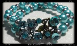 Bracelets, earrings, watches, rings, lanyards headbands and more This weekend 12/7/13 through 12/8/13 @ 3820 rollins way antelope California 95843 between the hours of 9:00 - 3:00