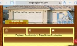 Garage doors repair and openers