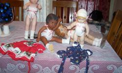 daisy kingdom dolls each with outfit of your choice..