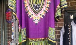 We sell Dashikis in all sizes, colors. We Dashikis with Hoods and we have Dashikis like American Shirts. All Dashikis are $20 to $25 each. Please feel free to call us at 919-667-0522. We deliver overnight and by two day priority mail.