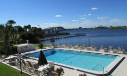 Contact Dana Hitt 386-843-2010 for more information. Quiet riverfront community in the heart of Daytona Beach. Welcome home to your 2/1.5 well appointed, fully furnished and clean condo with a private balcony. This much desired community is on the