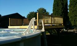 Father son combo. Decks of all shapes, heights and sizes at an affordable price. Over 20 years of experience!