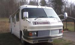 Beautiful motorhome, diesel Cummins pusher engine, 36 feet long, queen bed, full bath, Foretravel, top of the line, has central vacuum, dining table, nice kitchen, shown by appointment only, can text more pics of interior, no financing, cash only, email