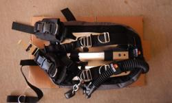 DIve Rite Travel EXP sm/med. Stainless BP. Deployable weight pouches. Cam band weight pouches. Excellent condition. 275.00