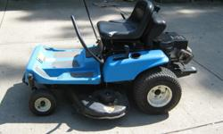 Dixon 30/14 mower, new battery, used very little