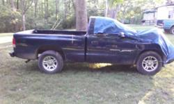 2001 3.9 ltr. Dodge Dakota truck parted out.All parts for sale. NW Indy.