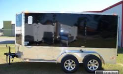 Stock #: custom order Serial #:order Description :::::: rear ramp door & spring assist, 32? side door w/ rv flush lock w/ keys, thermacool ceiling, interior 12 volt dome light w/ switch, non powered roof vent braced for a/c,