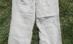 dockers dress pants 38x30 tan