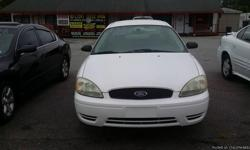 2001 Ford Tarus and so many more to choose from.... No Credit Check...... Cars, Suv's, motorcycles, boats, trailers, etc......Drive out today !!! Call for details 478-922-4209