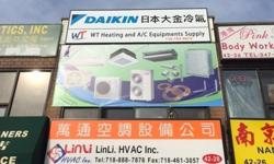 LINLI HVAC, INCIS A COMAPNY THAT SELL, SERVICE & INSTALL MINI-SPLIT AIR CONDITIONERS. WE HAVE BEEN IN BUSINESS FOR ALMOST 10 YEARS. WE CARRY MAJOR BRANDS LIKE DAIKIN, FUJITSU, MITSUBISHI, ETC. WE ARE LICENSED AND INSURED.