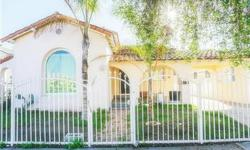 Perfect for First Time Home Buyers or Investment! Spanish Style 2 units (Duplex). Front unit consists in 3 Bedrooms and 1 1/4 bath with formal living room and dining area. Front unit also has a Basement. Back unit consist of 1 bedroom and 1 bath with an