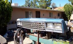 Complete front group to fit 1982-1987 el camino. Includes core support, grill light bezels & panel. 760-363-6169