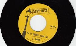 Like~Brand~New Re-Issue That's Hard To Find ! Flip Is 'I Begin To Realize' On Lost-Nite 285 !! We Have Lots Of Nice Do Wop/R&B/Soul Records/Items Available !!! See All My Rare/Nice Items For Sale Here & Also At http://www.bonanza.com/thedowopshop