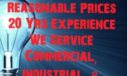 We are fully License and Bonded Electrical Contractors. We service Commercial, Industrial & Residential Areas. Please give us a call or email us anytime with your Electrical Needs.  E-mail: anlelectricinc@yahoo.com Phone #: