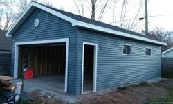 I remodel homes inside and out, residential and commercial. Also I build new construction homes. I specialize in framing, roofing, siding, windows, soffit, fascia, and custom window wraps etc. interior carpentry and remodeling. Free estimates for