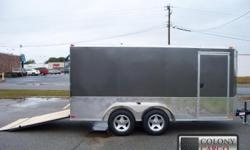 Stock #: custom order Serial #:order Description ::::: we're practically giving this cargo trailer away at this price. Our all tube frame trailers are true commercial grade.combine all tube frame,wrapped roof, overhead