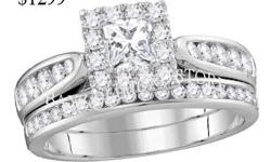 DBAYZ.COM OFFER LARGE SELECTION OF DIMAOND JEWELRY UPTO 70% OFF FROM LARGE JEWELRY. PRICE GURANTEED WITH 30 DAYS REFUND IF ITEM DONT MATCH AS DESCRIBE . AND LIFETIME TRADEUP POLICY.