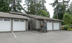 Exceptional 2 Bd/1.75 Bath Condo in Ideal Location. Short Walk to Microsoft! Enjoy one level living w/ no stairs. Everything was remodeled down to the studs in 2008. Rich Cherry laminate flooring thruout living areas, gorgeous Kitchen w/ Sleek SS Appl &