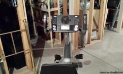 Excellent Condition Exercise Bike for sale.   Asking $125.00.